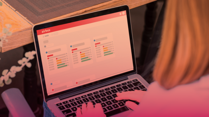 OKRs: como definir e monitorar suas metas usando a Airbox